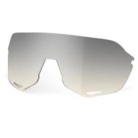 100% S2 Replacement Lens, zilver/geel